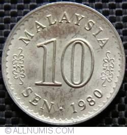 Image #1 of 10 Sen 1980
