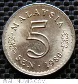 Image #1 of 5 Sen 1980
