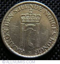 Image #2 of 1 Krone 1957