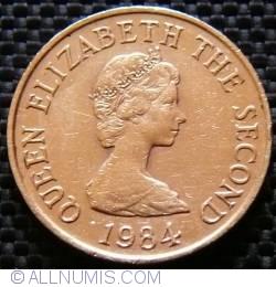 Imaginea #2 a 1 Penny 1984