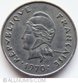 Image #2 of 10 Francs 1970