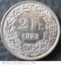 Image #1 of 2 Francs 1973