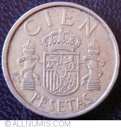 Image #1 of 100 Pesetas 1990