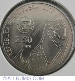 Imaginea #1 a 2.5 Euro 2012 - Guimarães