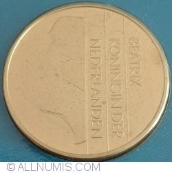 Image #2 of 2½ Gulden 1993