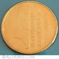 Image #2 of 5 Gulden 1993