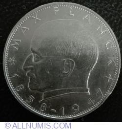 Imaginea #2 a 2 Marci 1968 G - Max Planck