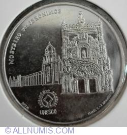 Image #2 of 2.5 Euro 2009 - UNESCO World Heritage Sites Monastery dos Jerónimos
