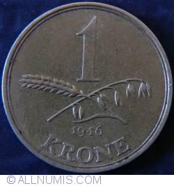 1 Krone 1946