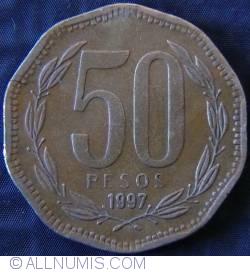 Image #1 of 50 Pesos 1997