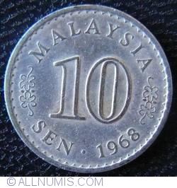 Image #1 of 10 Sen 1968