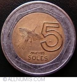 Image #1 of 5 Nuevos Soles 2002