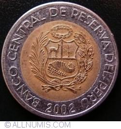 Image #2 of 5 Nuevos Soles 2002
