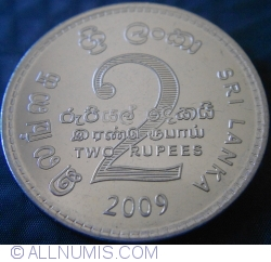 2 Rupees 2009
