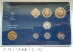 Imaginea #2 a Mint Set MS10 - 1989 (KM# 32-38)
