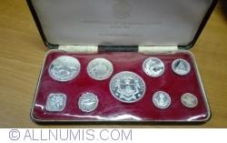 Imaginea #1 a Mint Set 1971 (9)