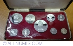 Imaginea #2 a Mint Set 1971 (9)