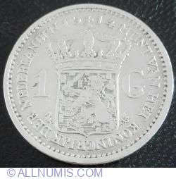 Image #1 of 1 Gulden 1914