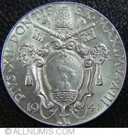 Image #2 of 1 Lira 1941 (III)