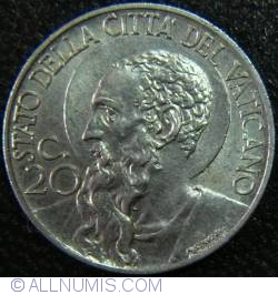 Image #1 of 20 Centesimi 1940 (II)