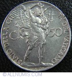 Image #1 of 50 Centesimi 1940 (II)