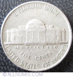 Image #1 of Jefferson Nickel 1942