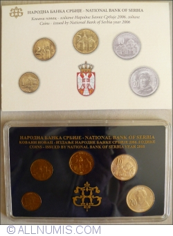 Image #1 of Mint Set 2006 (KM#39-42, 46)