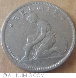 Image #2 of 1 Franc 1935 (België)