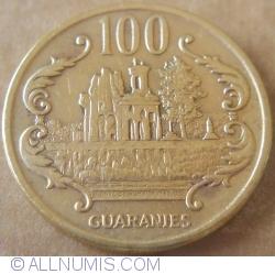 Imaginea #1 a 100 Guaranies 2004