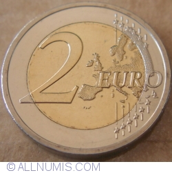 Image #1 of 2 Euro 2014 - Grand Duke Jean - Accession to the Throne