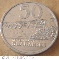 Imaginea #1 a 50 Guaranies 2011