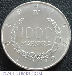 Image #1 of 1000 Markkaa 1960
