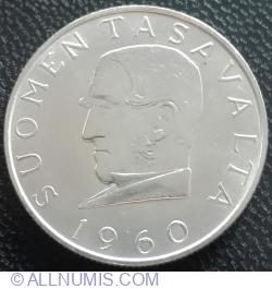 Image #2 of 1000 Markkaa 1960