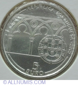 Image #1 of 5 Euro 2005 - 800th Anniversary of the Birth of Pope John XXI