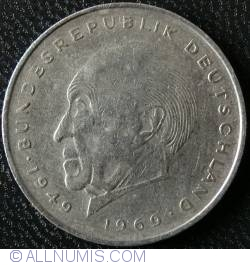 Image #2 of 2 Mark 1969 G - Konrad Adenauer