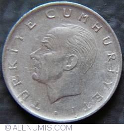 Image #2 of 1 Lira 1974