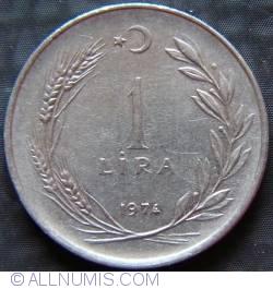 Image #1 of 1 Lira 1974