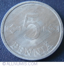 Image #1 of 5 Pennia 1985