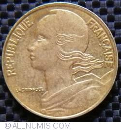 5 Centimes 1994 (fish)