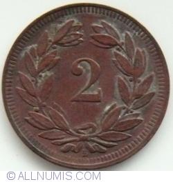 Image #1 of 2 Rappen 1899