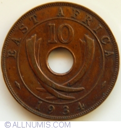 Image #2 of 10 Cents 1934