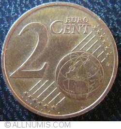 Imaginea #1 a 2 Euro Centi 2010