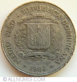 Imaginea #1 a 1/2 Peso 1986