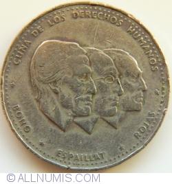 Imaginea #2 a 1/2 Peso 1986