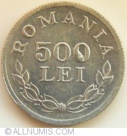 Image #1 of [ERROR] 500 Lei 1946 - Struck error