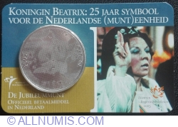 Image #2 of 10 Euro 2005 - Beatrix, Silver Jubilee of Reign