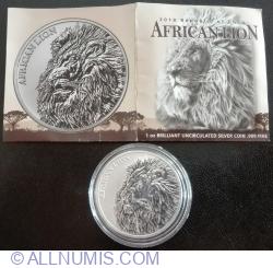 Image #2 of 5000 Francs 2018