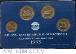 Imaginea #2 a Mint Set 1993