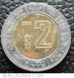 Image #1 of 2 Pesos 2010