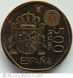 Image #1 of 500 Pesetas 1997